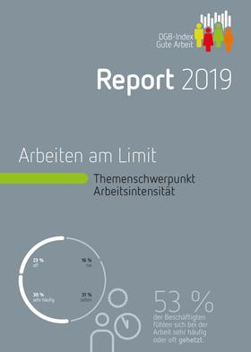 Titelseite - Report 2019