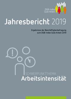 Jahresbericht - Titelseite